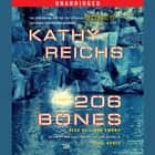 206 Bones - A Novel audiobook by Kathy Reichs