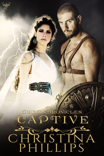 Captive ebook by Christina Phillips