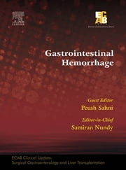 ECAB Gastrointestinal Hemorrhage ebook by Samiran Nundy,Peush Sahni