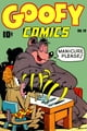 Goofy Comics, Number 19, Manicure Please ebook by Yojimbo Press LLC,Better/Nedor/Standard/Pines
