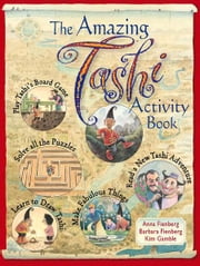 Amazing Tashi Activity Book ebook by Anna Fienberg,Barbara Fienberg,Kim Gamble