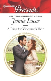 A Ring for Vincenzo's Heir ekitaplar by Jennie Lucas