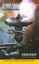 Star Trek: Vanguard #1: Harbinger - Harbinger ebook by David Mack