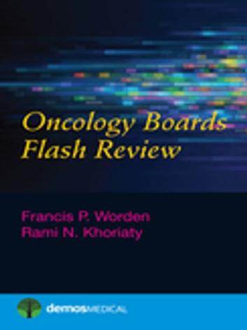 Oncology Boards Flash Review ebook by