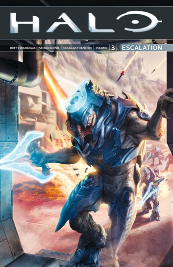 Halo: Escalation Volume 3 ebook by Various