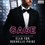 Gage - Love Under the Lights, Book One audiobook by Ella Fox, Rochelle Paige