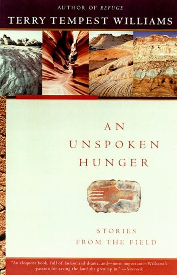 An Unspoken Hunger ebook by Terry Tempest Williams