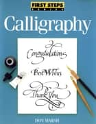 Calligraphy ebook by Don Marsh