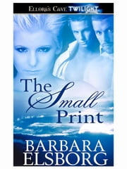 The Small Print ebook by Barbara Elsborg