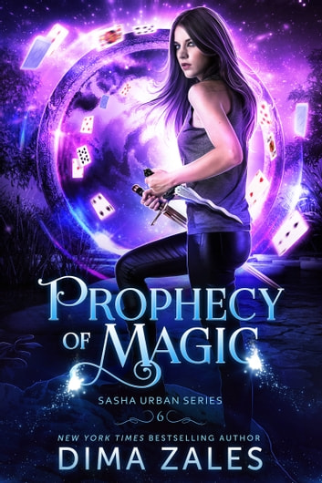 Prophecy of Magic ebook by Dima Zales,Anna Zaires