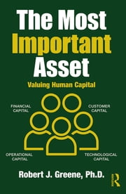 The Most Important Asset - Valuing Human Capital ebook by Robert J. Greene