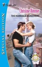 The Marriage Agreement ebook by Christine Rimmer