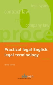 Practical legal English: legal terminology ebook by Helen Gubby