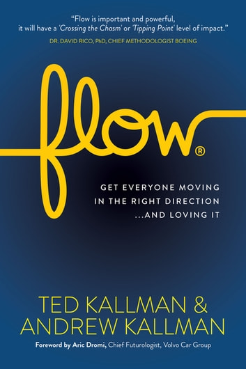 Flow - Get Everyone Moving in the Right Direction...And Loving It ebook by Ted Kallman,Andrew Kallman