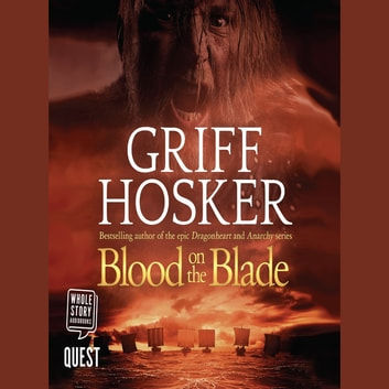 Blood on the Blade - New World Book 1 audiobook by Griff Hosker