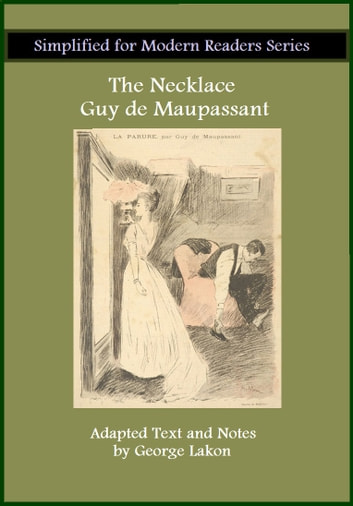 a literary analysis of the necklace by guy de maupassant This video is about the necklace by guy de maupassant - audio.
