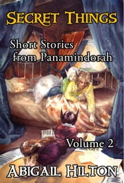 Secret Things - Short Stories from Panamindorah, Volume 2 ebook by Abigail Hilton
