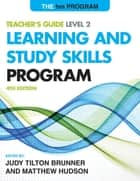 The HM Learning and Study Skills Program ebook by Judy Tilton Brunner,Matthew S. Hudson