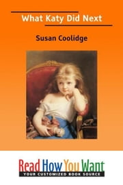 What Katy Did Next ebook by Coolidge Susan