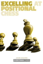 Excelling at Positional Chess - How the best players plan and manouvre ebook by Jacob Aagaard