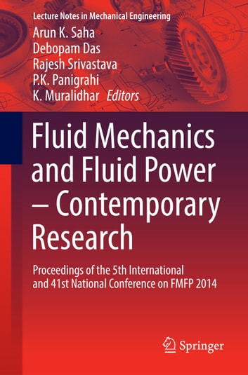 Fluid mechanics and fluid power contemporary research ebook by fluid mechanics and fluid power contemporary research proceedings of the 5th international and 41st fandeluxe Image collections
