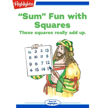 """Sum"" Fun with Squares audiobook by Timothy Loftus"