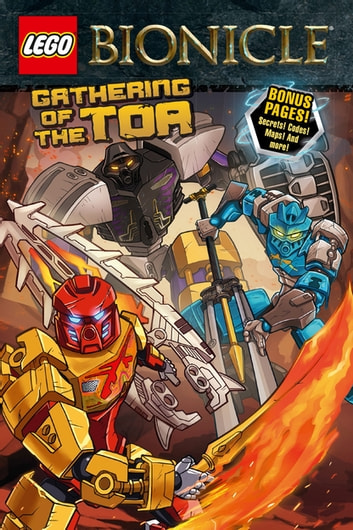 Lego Bionicle Gathering Of The Toa Ebook Von Ryder Windham