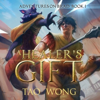 A Healer's Gift - A Young Adult Fantasy LitRPG audiobook by Tao Wong