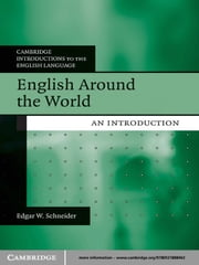 English Around the World - An Introduction ebook by Edgar W. Schneider
