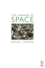 Language of Space ebook by Bryan Lawson