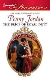 The Price of Royal Duty ebook by Penny Jordan