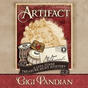 Artifact audiobook by Gigi Pandian