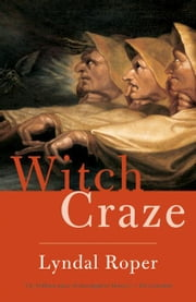 Witch Craze ebook by Lyndal Roper
