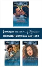 Harlequin Medical Romance October 2019 - Box Set 1 of 2 ebook by Caroline Anderson, Alison Roberts, Ann McIntosh
