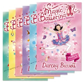 Magic Ballerina 13-18 (Magic Ballerina) ebook by Darcey Bussell