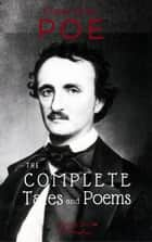 The Complete Tales and Poems ebook by Edgar Allan Poe, Cheesecake Books