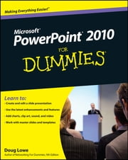 PowerPoint 2010 For Dummies ebook by Doug Lowe