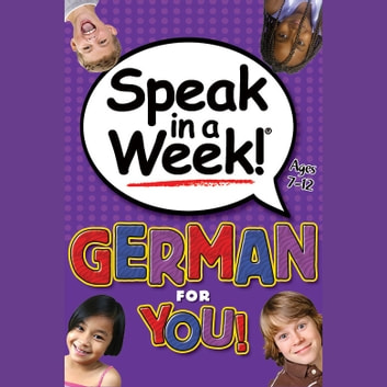 German for You! audiobook by Penton Overseas