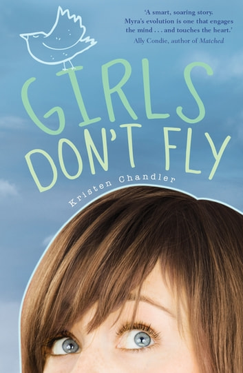 Girls Don't Fly ebook by Kristen Chandler