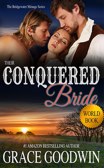 Their Conquered Bride ebook by Grace Goodwin