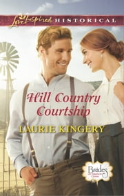 Hill Country Courtship ebook by Laurie Kingery