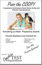 Pass the COOP! Complete Cooperative Admissions Test Study Guide and Practice Test Questions ebook by Complete Test Preparation Team