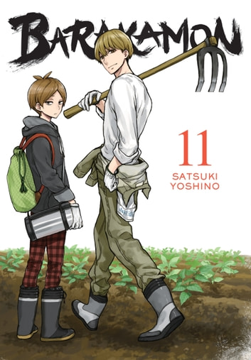 Barakamon, Vol. 11 ebook by Satsuki Yoshino