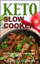 Keto Slow Cooker: A Collection of Easy Ketogenic Diet Slow Cooker Recipes eBook by David Ortner