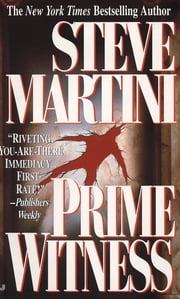 Prime Witness ebook by Steve Martini