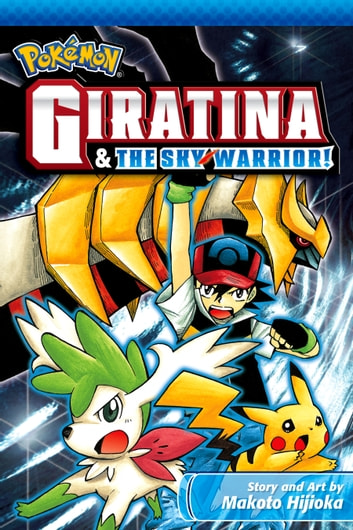 Pokemon Giratina The Sky Warrior Ebook By Ryo Takamisaki