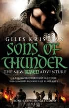Raven 2: Sons of Thunder ebook by Giles Kristian