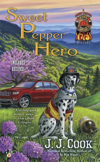 Sweet Pepper Hero ebook by J. J. Cook