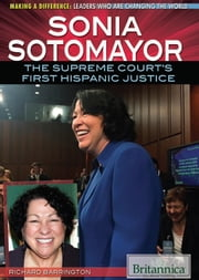 Sonia Sotomayor ebook by Richard  Barrington,Shalini Saxena