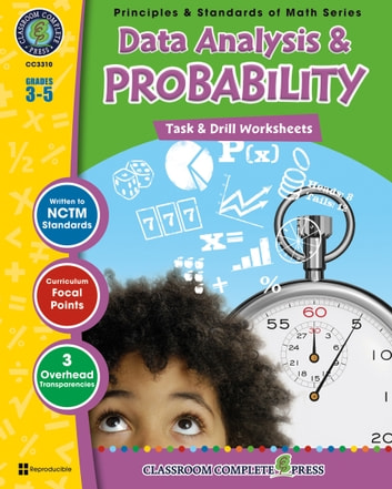 Data Analysis & Probability - Task & Drill Sheets Gr. 3-5 ebook by Tanya Cook,Chris Forest
